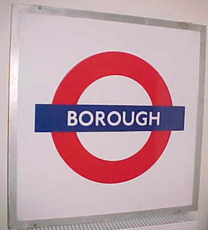 Borough Roundel