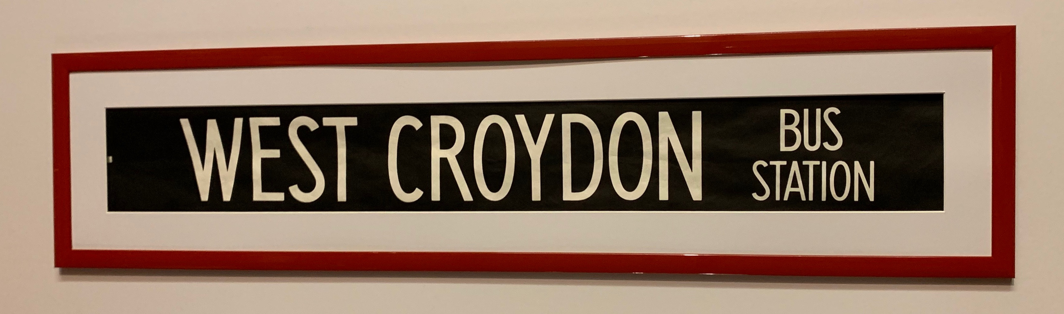 West Croydon