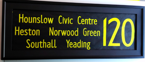 120 Hounslow Civic Centre, Heston, Norwood Green, Southall Yeading