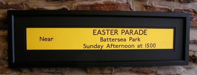 Easter Parade Battersea Park