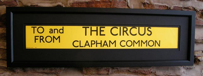 Clapham Common Circus