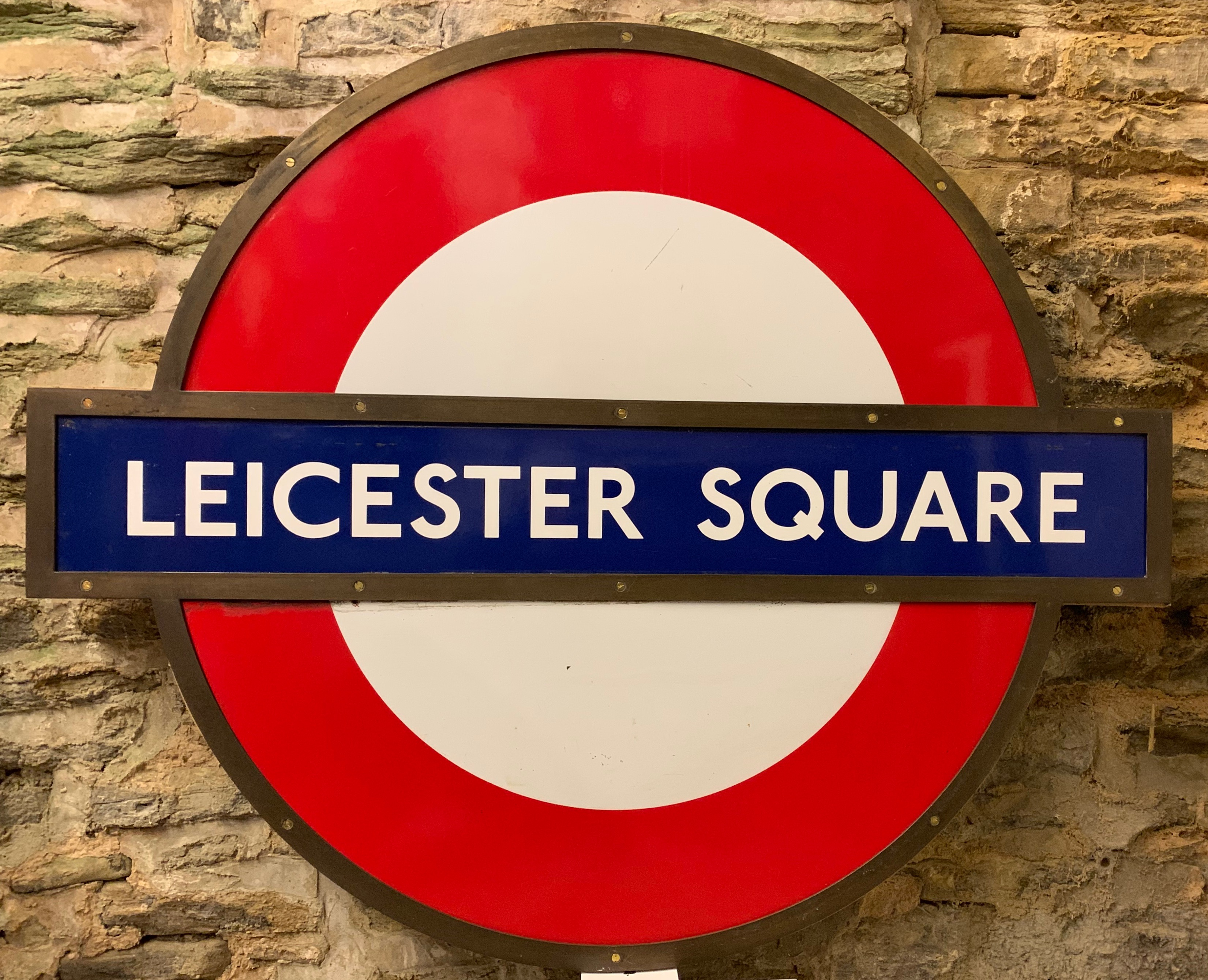 Leicester Square Large Roundel