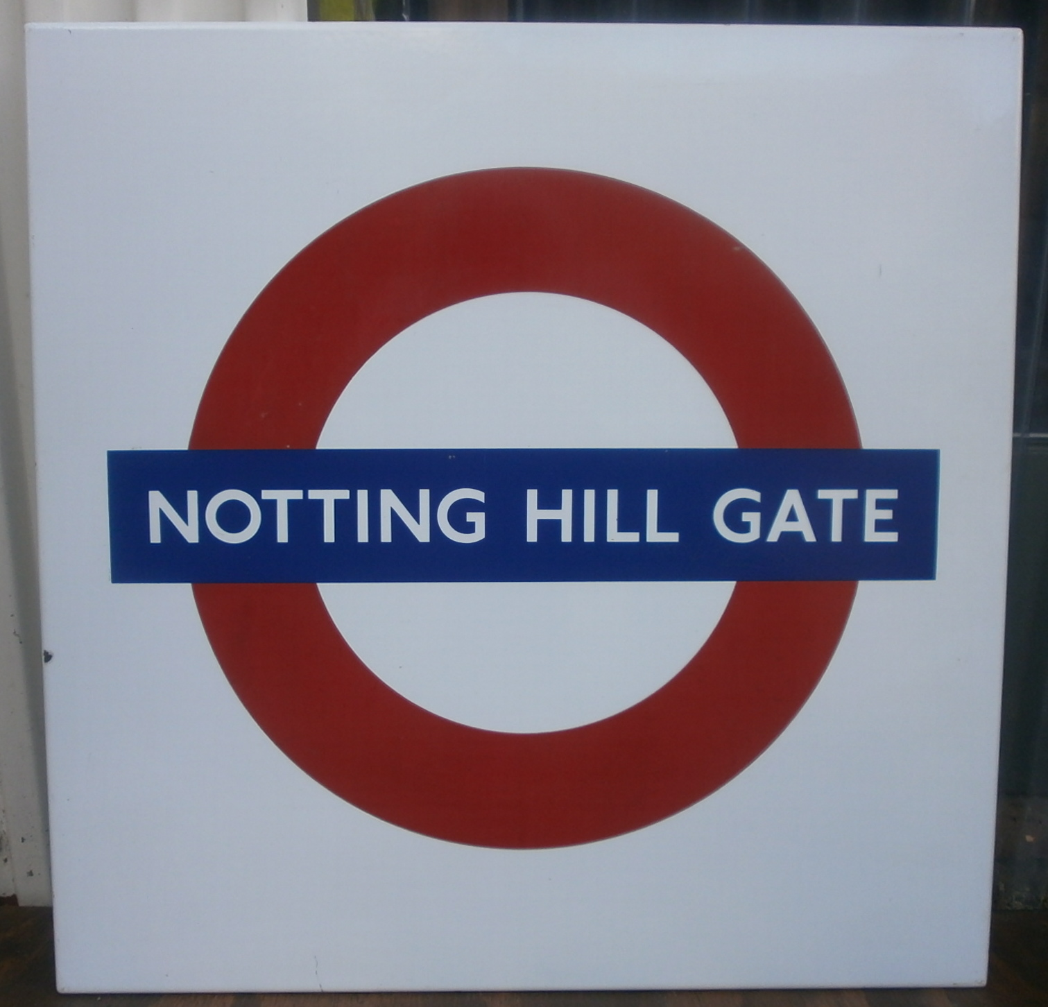 Notting Hill Gate 1
