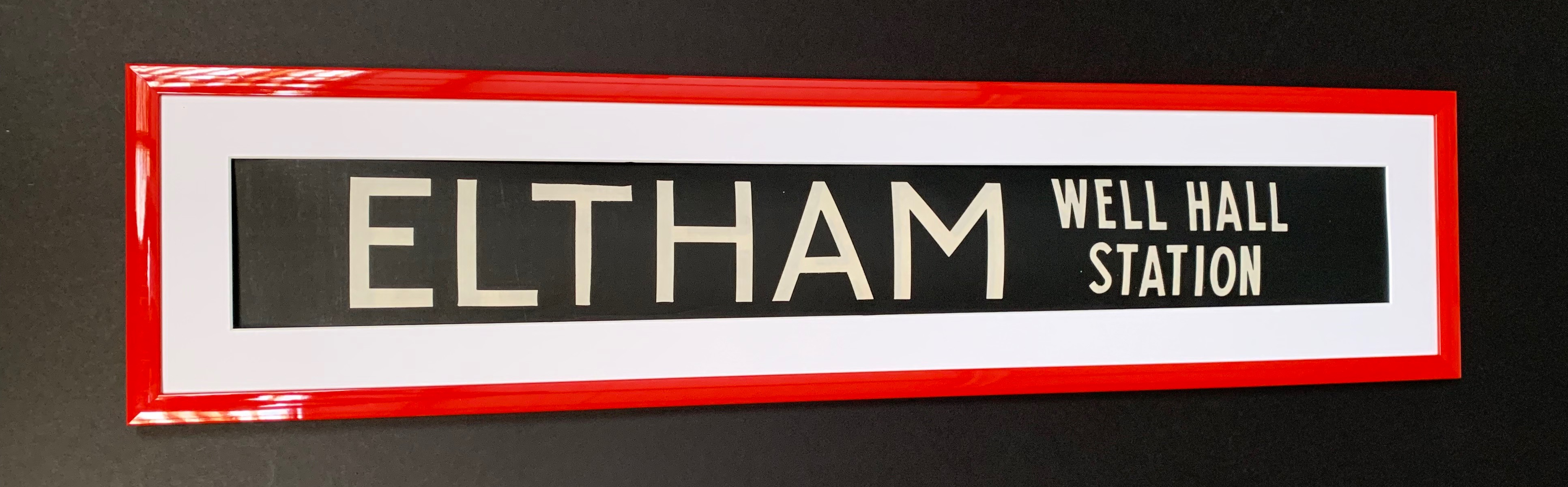 Eltham Well Hall Station