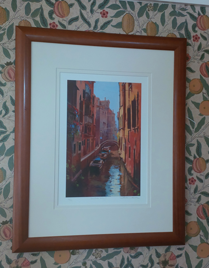 Limited Edition Print of Venice
