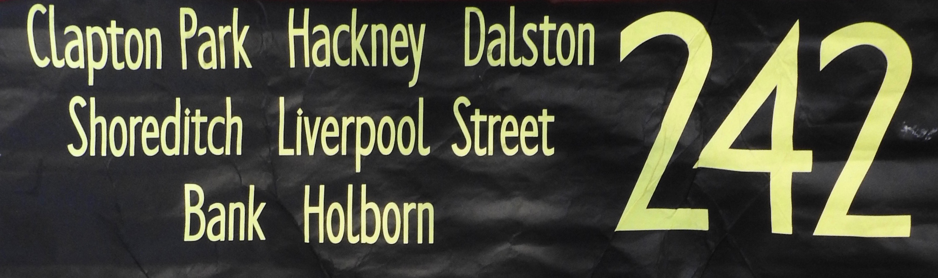 242 Clapton Park, Hackney, Dalston, Shoreditch, Liverpool Street, Bank, Holborn